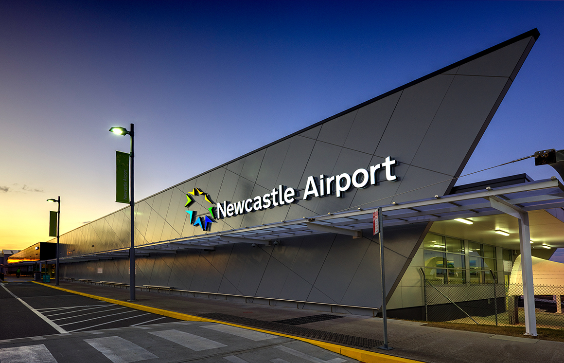 Newcastle Airport International Expansion