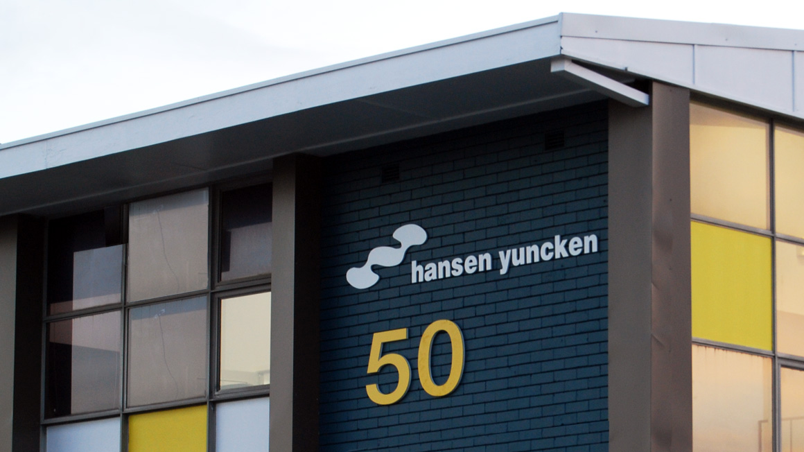 Hansen Yuncken Commercial Office