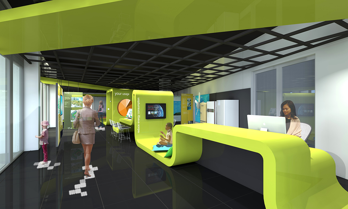 Ausgrid Smart Grid Smart City Information Centre