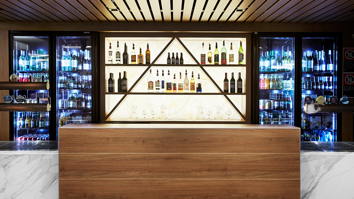 Club Old Bar, Main Bar Refurbishment