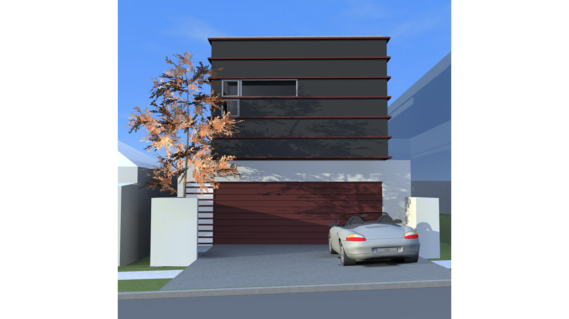Merewether Residence